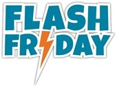 Flash Friday Sale