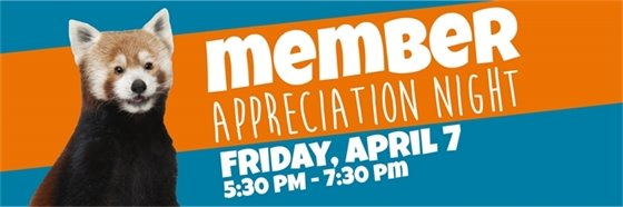 Member Appreciation Night
