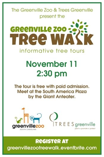 Greenville Zoo Tree Walk
