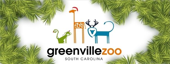Christmas at the Greenville Zoo